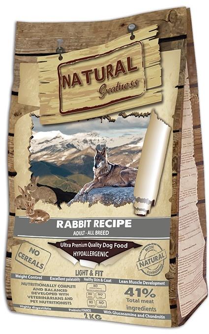 Natural Greatness Rabbit Light \u0026 Fit (41%)
